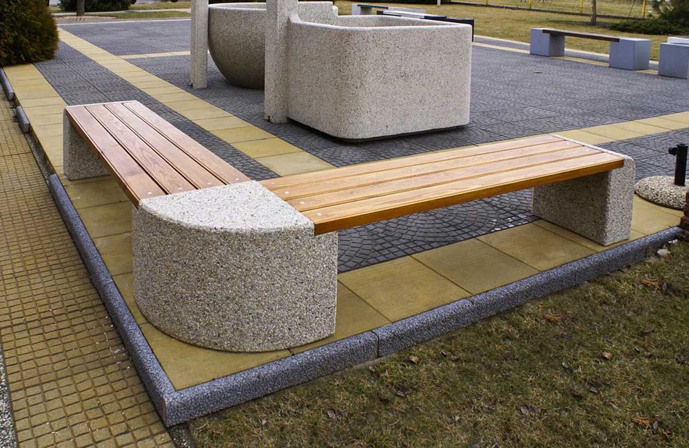 бетонные скамейки купить